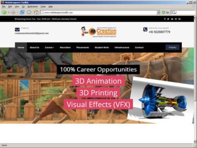 Creation Multimedia, Kolhapur