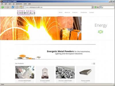 Shree Babaji Chemicals Pvt. Ltd - Zirconium Metal Powder, Zirconium Hydride, Zirconium/Nickel Powder, Titanium Hydride, Titanium Powder
