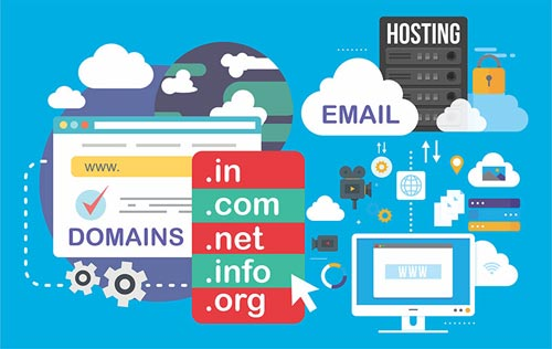 Domain Hosting & Corporate Email Kolhapur - Agnis Designers